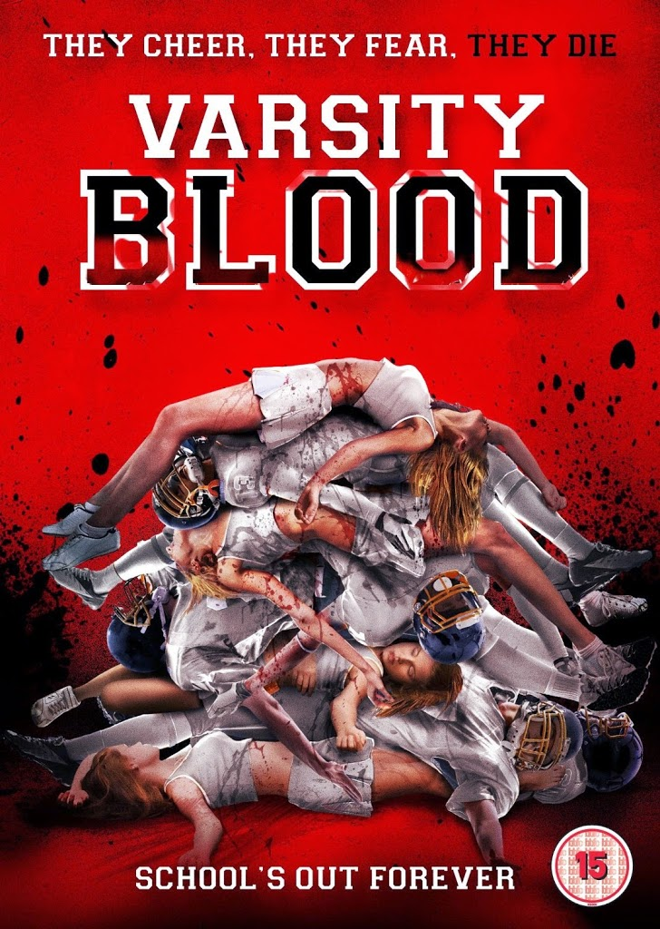 """a synopsis of the movie blood Synopsis: after a prison bus -""""chain reaction (aka house of blood) the first part of the movie is more like an action flick than anything."""